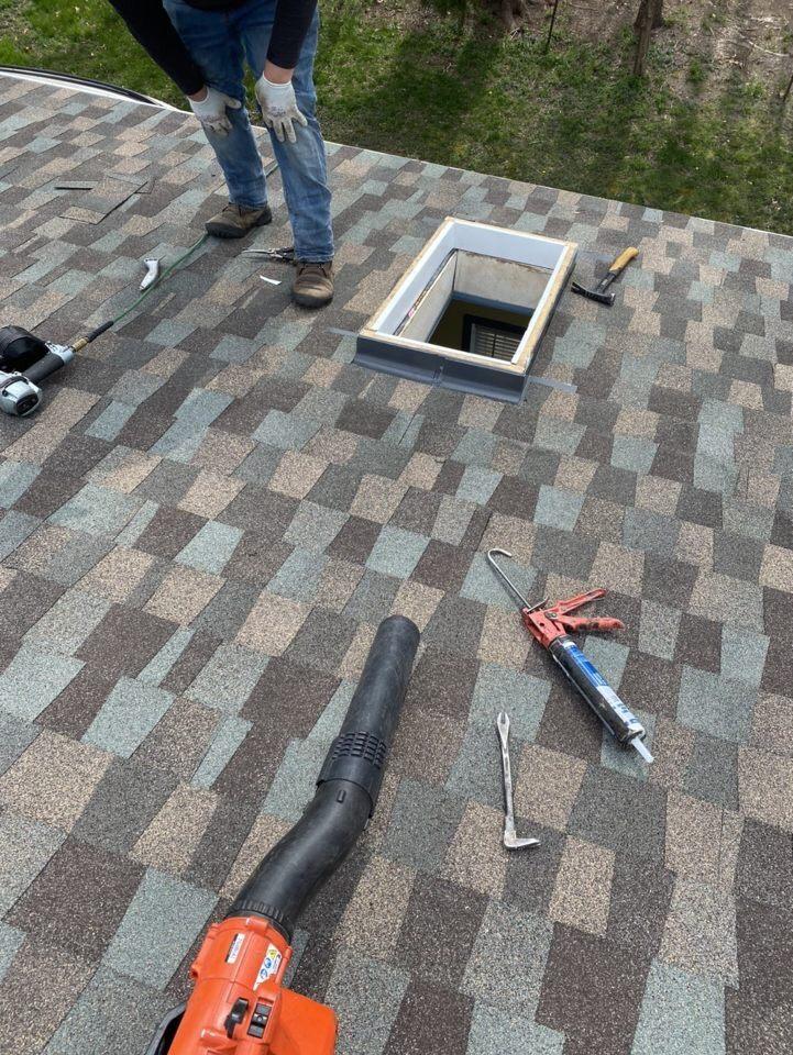 skylight installation williamstown nj